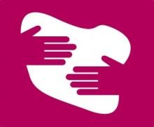 icoon gebiedsgericht roze